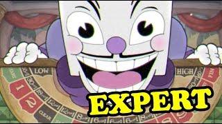 Download Cuphead King Dice EXPERT Video