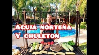 Download Chuleton y Aguja Norteña, parrillada regia Intergalactica Video