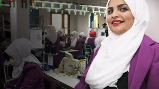 Download #BeBoldForChange - Garment Workers in Jordan on International Women's Day Video
