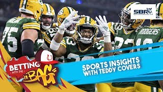 Download Lions vs. Packers Monday Night Football Prediction, NLCS Game 3 Preview & NCAAF Week 8 Early Odds Video