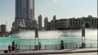Download DUBAI MALL WATER FOUNTAIN SHOW - World's largest dancing fountain Video