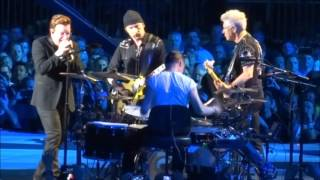 Download U2 The Little Things That Give You Away (Multicam HD Audio) Joshua Tree Tour 2017 Video