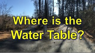 Download Where is the Water Table? Video