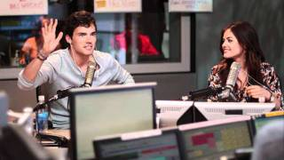 Download Lucy Hale and Ian Harding Interview on Ryan Seacrest Video