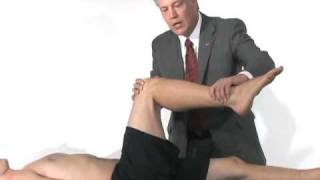 Download Hip & Groin Exam (4 of 7): Range of motion Video