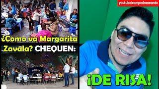 Download ¡Qué Pena! Margarita Zavala NADIE quiere ir a sus mitin - Campechaneando Video