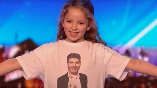 Download 8 YO Girl Issy SHOCKS Everyone With Her Magic | Audition 2 | Britain's Got Talent 2017 Video