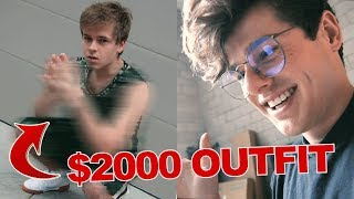 Download I BOUGHT HIM AN *UGLY* $2000 GUCCI OUTFIT Video