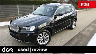 Download Buying a used BMW X3 F25 - 2010-2017, Buying advice with Common Issues Video