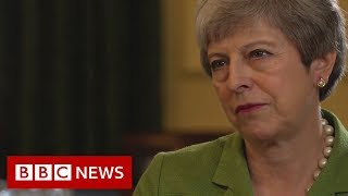 Download Theresa May's final Number 10 interview - BBC News Video