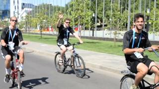 Download 2013 Summer Universiade Village Tour Video