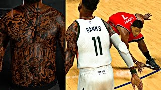 Download FREDDY HAS SOME NEW FIRE TATS! KYLE LOWRY ANKLES EXPOSED IN 50 POINT BLOWOUT! - NBA 2K17 MyCAREER Video