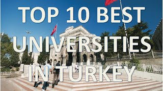 Download Top 10 Best Universities In Turkey/Top 10 Mejores Universidades De Turquía Video