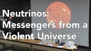 Download Neutrinos: Messengers from a Violent Universe Video