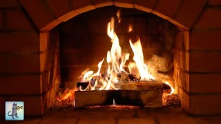 Download 12 HOURS of Relaxing Fireplace Sounds - Burning Fireplace & Crackling Fire Sounds (NO MUSIC) #2 Video