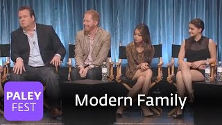 Download Modern Family - Lily's Cursing Video