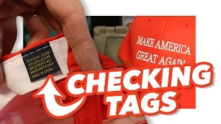 Download Where is Trump Merchandise Made? Video