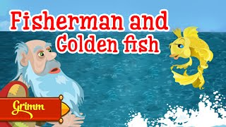 Download Fairy Tales | The Tale of the Fisherman and the Fish | Watch Cartoons Online English Subtitles Video