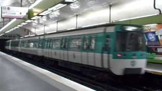 Download On & off the Paris Metro March 2009 Video