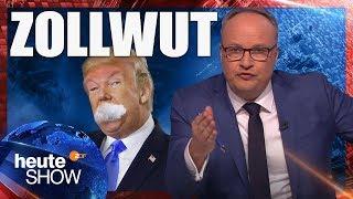 Download Donald Trump erklärt der Welt den Handelskrieg   heute-show vom 09.03.2018 Video