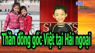 Download Thần đồng gốc Việt tại Hải ngoại - Donate Sharing Video