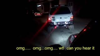 Download night race flirt..i saw my old car maruti 800 modified Video