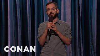 Download Myq Kaplan Stand-Up 08/21/17 - CONAN on TBS Video