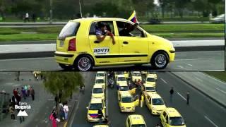 Download Así es hoy el negocio de tener un taxi en Bogotá Video