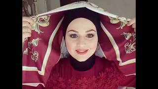 Download Turkish Hijab Style Tutorial 2017 - Part 2 Video