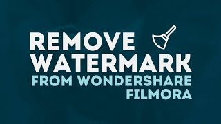 Download how to Remove Watermark in Wondershare Filmora FOR FREE! (Works on all Versions) Video