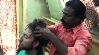 Download World's Greatest Head Massage 25 - Baba the Cosmic Barber Video