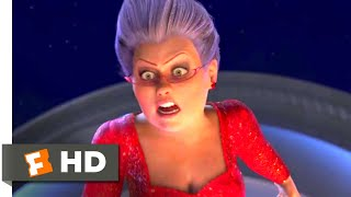 Download Shrek 2 (2004) - Fighting the Fairy Godmother Scene (8/10) | Movieclips Video