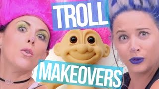 Download TROLL TRANSFORMATION!! (Beauty Break) Video