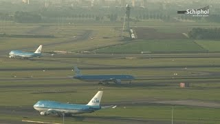 Download The runway system of Schiphol. How does it work? Video