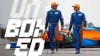 Download McLaren Unboxed   2020 Vision   MCL35 in progress Video