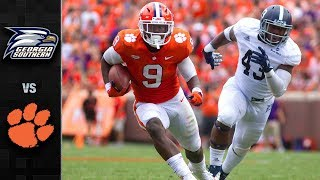 Download Georgia Southern vs. Clemson Football Highlights (2018) Video