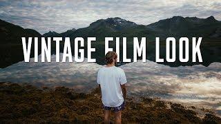 Download VINTAGE FILM LOOK! Video