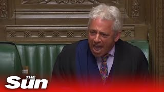 Download John Bercow's most controversial moments as Speaker of the House Video