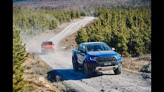 Download Ford Ranger Raptor Vs Jeep Wrangler Rubicon Video
