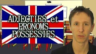 Download Cours d'anglais avec Huito: Adjectifs et pronoms possessifs Video