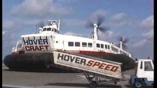 Download HOVERSPEED Hovercraft High Speed Ferry GlobeMaster.de Video