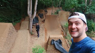 Download RIDING THE MOST INSANE MTB DIRT JUMPS!! Video