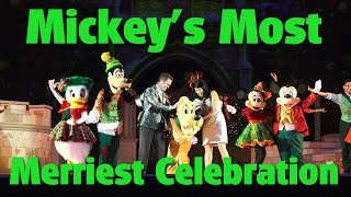 Download Mickey's Most Merriest Celebration | Mickey's Very Merry Christmas Party 2016 Video