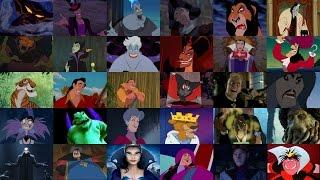 Download Defeats of my Favorite Disney Villains Video