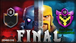 Download FINAL LHG | Aquiles Vs GOLDEN MEMBERS Video