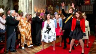 Download The Royal Dubstep Wedding - Prince William & Catherine Middleton - LIVE (T mobile) Video