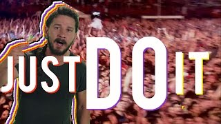 Download JUST DO IT!!! ft. Shia LaBeouf - Songify This Video