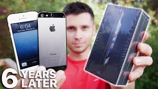 Download iPhone 5 Unboxing! 6 Years Old Today Video