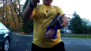 Download Power rangers Dino charge gold ranger fan morph Video