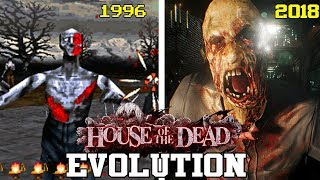 Download THE HOUSE OF THE DEAD GAMES - EVOLUTION (1996 - 2018) - EVOLUCIÓN HD Video